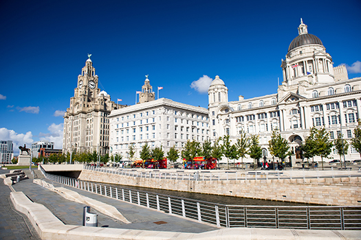 Liverpool, Cheshire & Northern Ireland