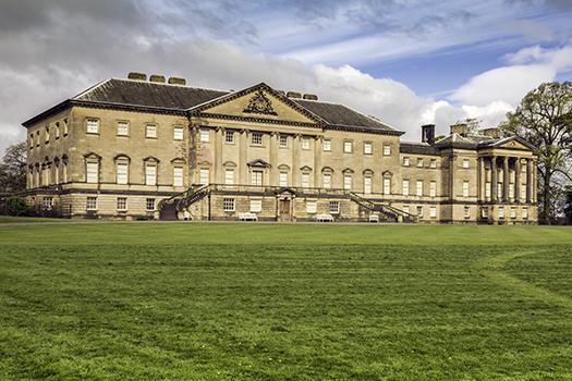 Stunning Stately Homes of Yorkshire & the Brontës
